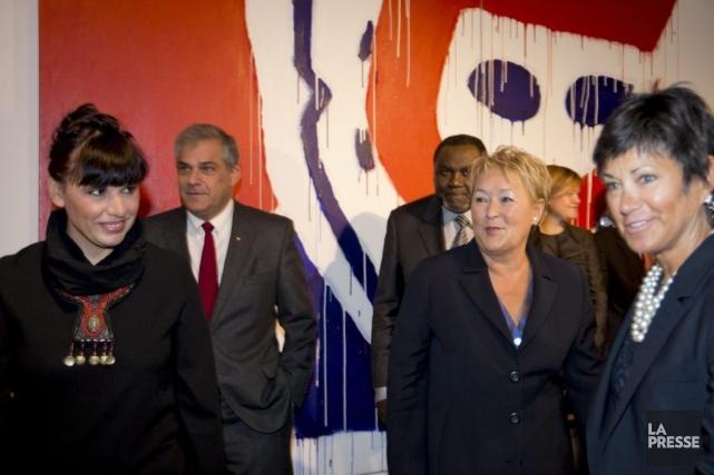 Le gouvernement Marois a fait cette annonceau Musée... (PHOTO ALAIN ROBERGE, LA PRESSE)