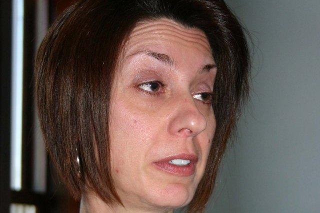 Nicole Ryan est accusée d'avoir tenté d'embaucher un... (PHOTO BRIAN MEDEL, PC)
