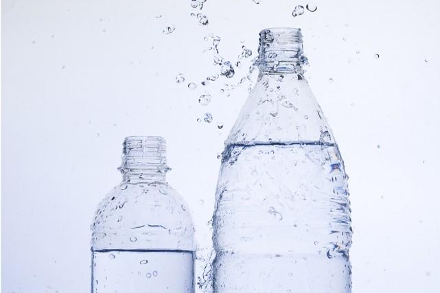 Le bisphénol A est utilisé dans la fabrication... (Photo : Relaxnews)