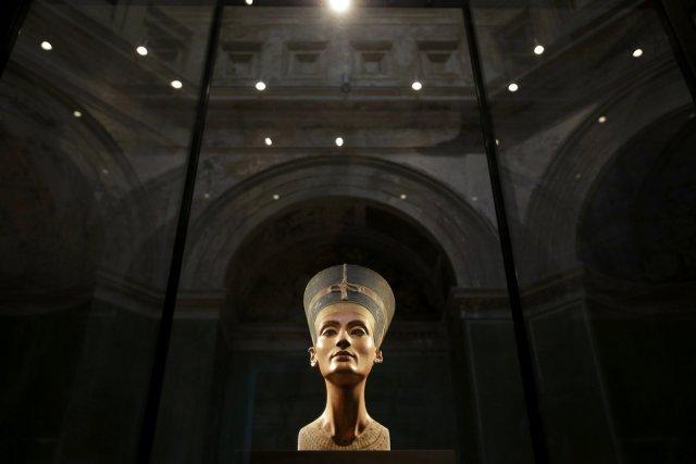 Le Neues Museum (Nouveau Musée) de Berlin souligne... (Photo: Reuters)
