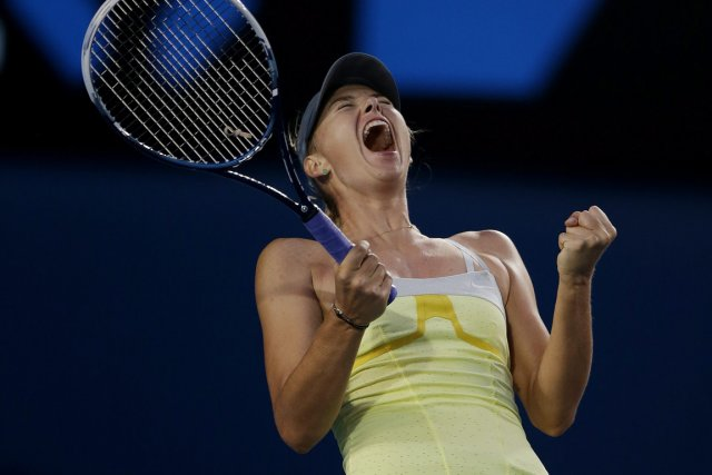 Maria Sharapova a écrasé Venus Williams 6-1, 6-3,... (Photo: AP)