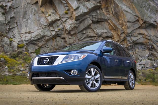 Plusieurs changements marqueront le nouveau Pathfinder qui pourra... (Photo fournie par Nissan)
