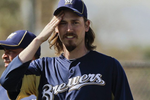 John Axford... (Photo Associated Press)