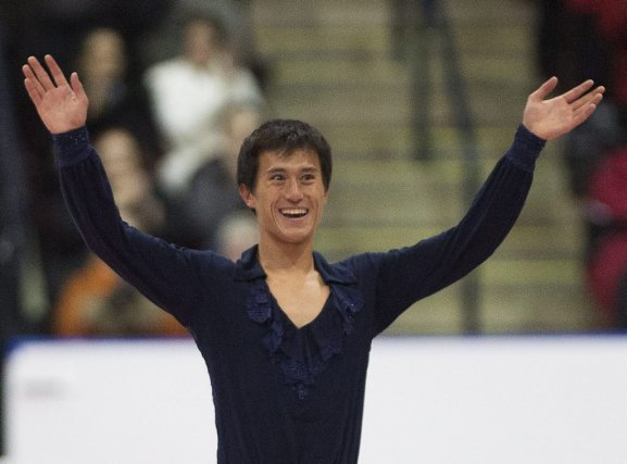 Patrick Chan... (PHOTO NATHAN DENETTE, PC)