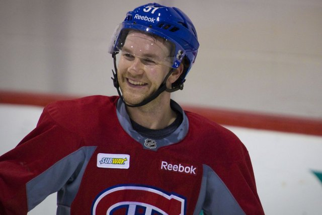 David Desharnais doit confirmer son statut d'attaquant top... (Photo: André Pichette, La Presse)