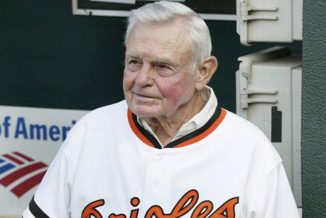 Earl Weaver... (Photo : Joe Giza, archives Reuters)