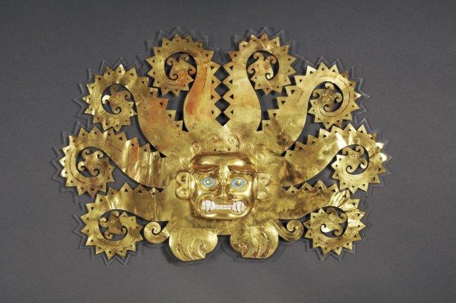 Une des 370 pièces de l'exposition Pérou: Royaumes... (Photo fournie par le Musée des beaux-arts de Montréal)