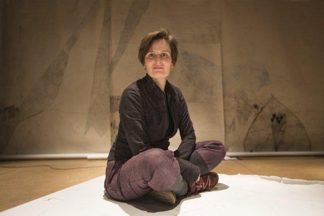 La dramaturge et comédienne Anne-Marie Olivier... (Photo Olivier Pontbriand, La Presse)