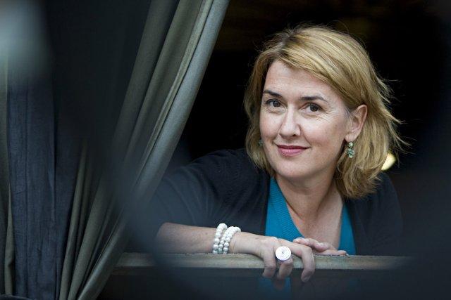L'actrice Isabelle Vincent... (Photo Ivanoh Demers, La Presse)