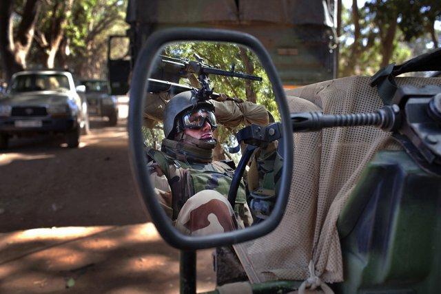 Quelque 2000 membres de la Misma doivent être... (Photo: Reuters)