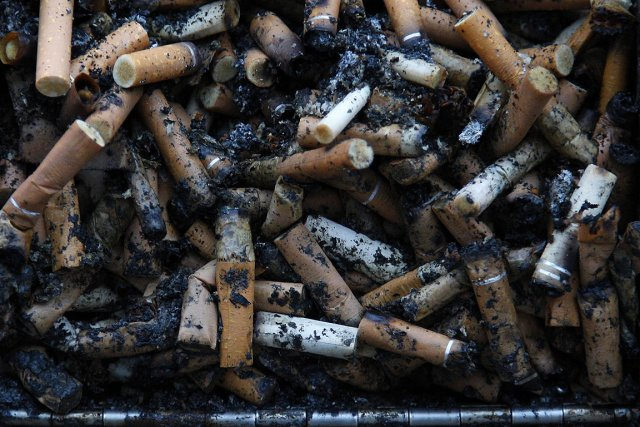 La cigarette a fait plus de 100 000... (Photo: Reuters)