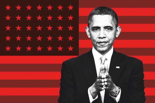 Ce lundi, à Washington, des centaines de milliers de personnes bravaient le...