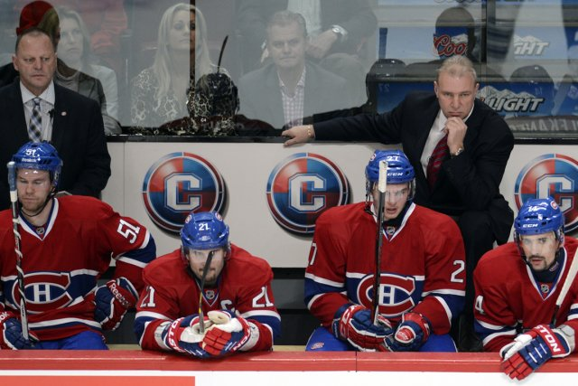 Le nouveau Michel Therrien sait fort bien que... (Photo : Bernard Brault, La Presse)
