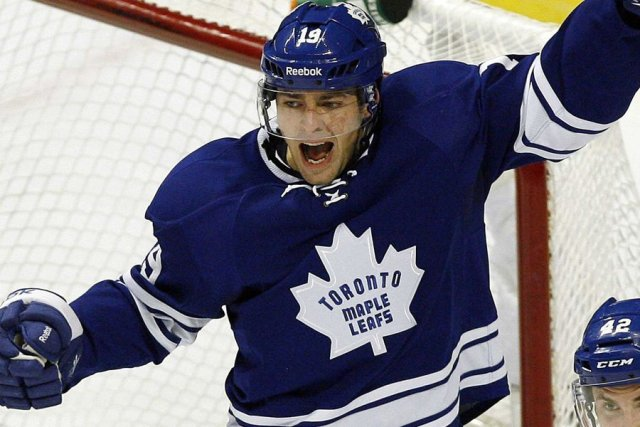 Joffrey Lupul... (Photo: Reuters)