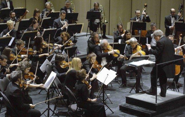 Avec plus d'une centaine de performeurs sur scène,... ((Photo Michel Tremblay))