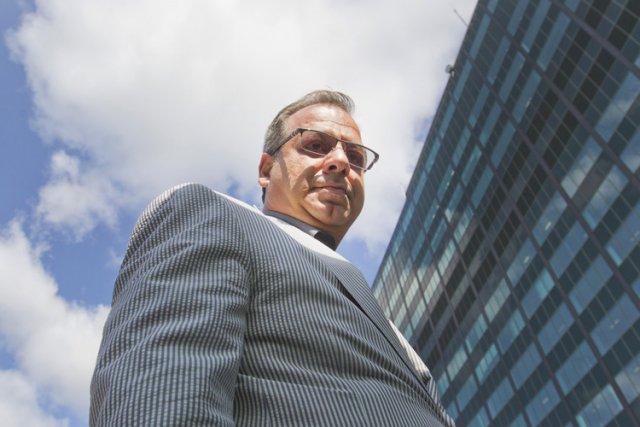 Paolo Catania... (Photo: Ivanoh Demers, La Presse)