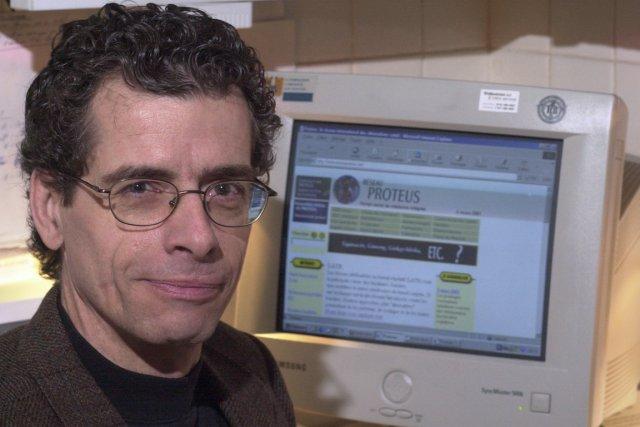 Christian Lamontagne a fondé le site internet Réseau... (Photo : Pierre McCann, archives La Presse)