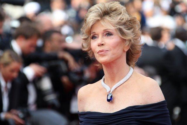 Jane Fonda est l'antidépresseur par excellence, surtout lorsqu'on... (Photo: archives AFP)