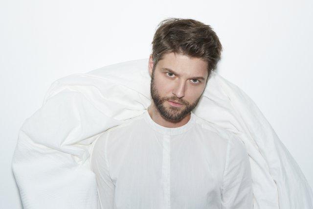 Pierre Lapointe a écrit plusieurs chansons où il parle de sexe au  deuxième... (Photo: fournie par Montréal en lumière)