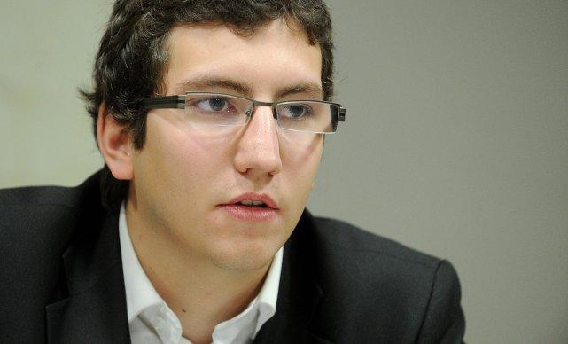 Le député Pierre-Luc Dusseault... (Archives La Nouvelle)