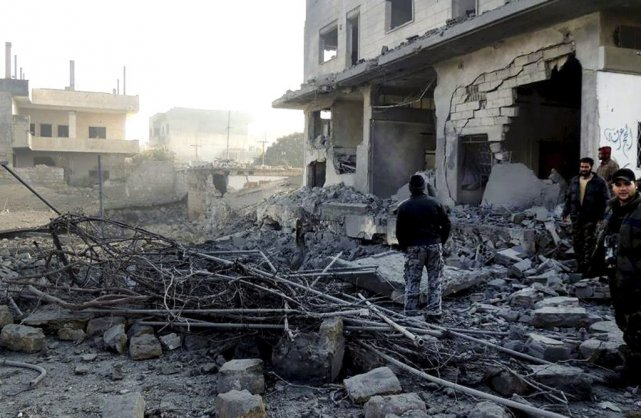 Le gouvernement de la Russie compte envoyer deux avions au Liban afin d'évacuer... (Photo AP)