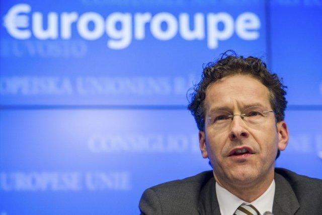 Jeroen Dijsselbloem préside désormaisl'Eurogroupe, c'est-à-dire le forum des... (Photo AP)