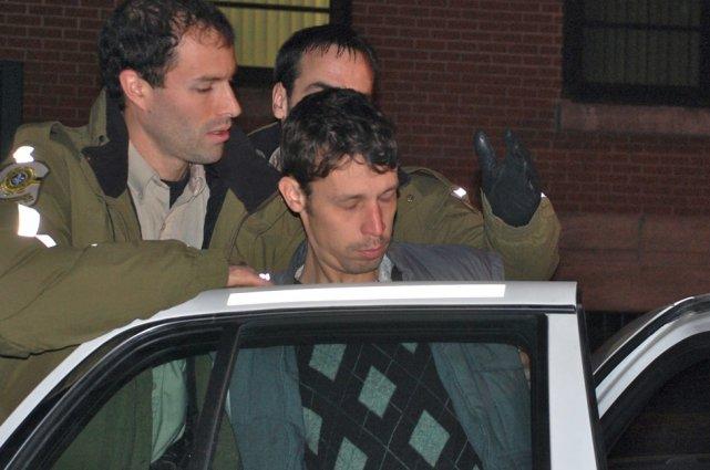 Accusé de deux meurtres, Billy Poulin a brièvement... (Collaboration spéciale Johanne Fournier)