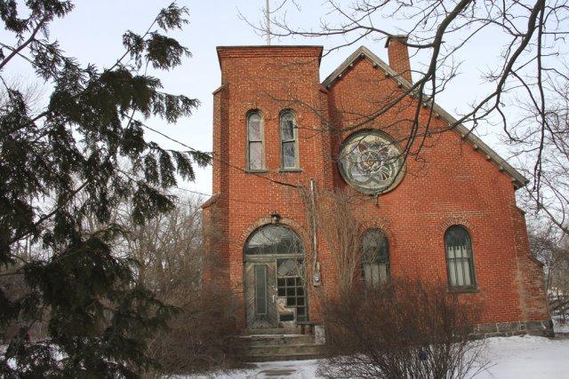 Arcade Fire s'était porté  acquéreur de l'église,... (photo archives la Voix de l'Est)