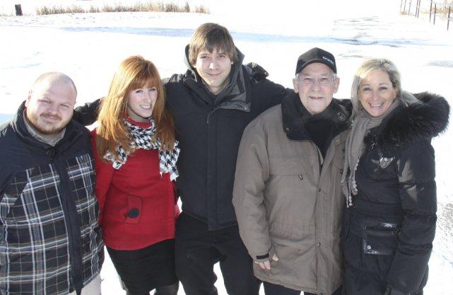 Les  organisateurs du Famili-neige 2013 de Granby... (photo Janick Marois)