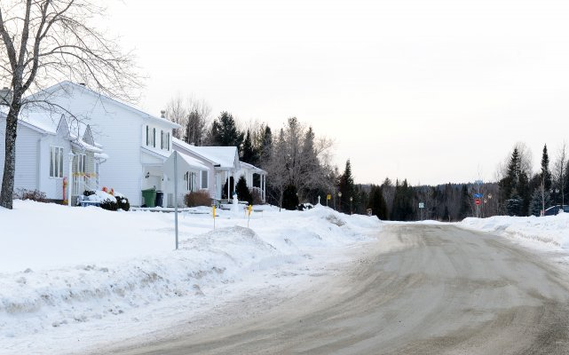 Après de nombreuses années de gel, la construction domiciliaire pourrait... (Imacom, Frédéric Côté)