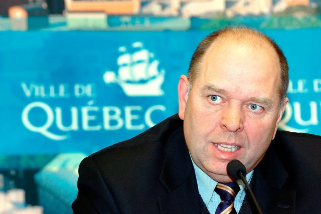 L'homme d'affaires Claude Rousseau avait présidé aux destinées... (Photothèque Le Soleil, Jean-Marie Villeneuve)