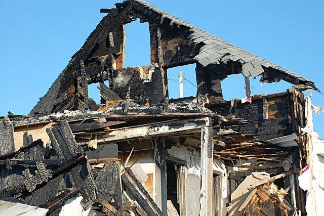 Plusieurs incendies suspects ont été allumés en Haute-Gaspésie.... (Collaboration spéciale Johanne Fournier)