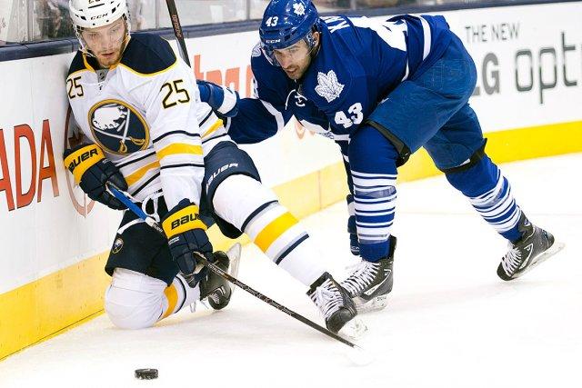 Mikhail Grigorenko a joué 13 minutes dans la... (La Presse Canadienne)