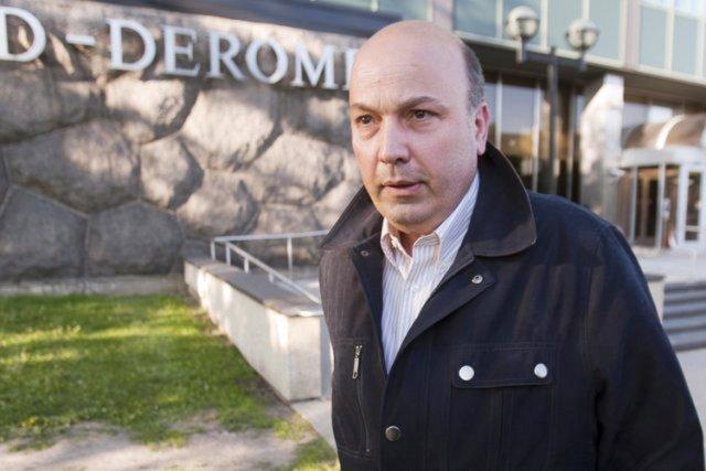 L'ex-président du comité exécutif de la Ville de... (PHOTO LA VOIX DE L'EST)