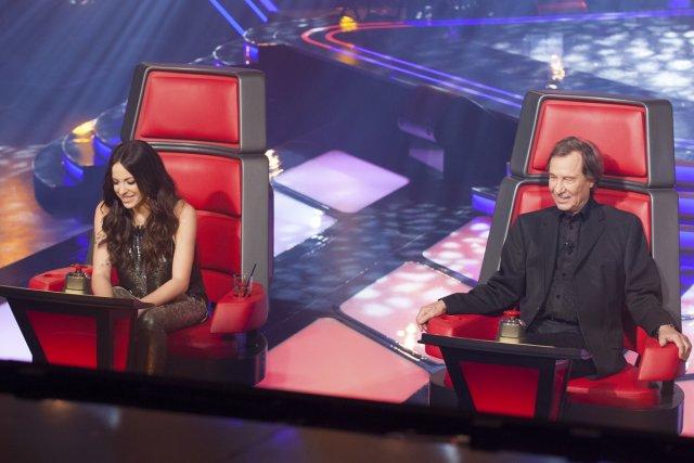 L'émission La voix est un succès grâce au... (Photo: fournie par Productions J)