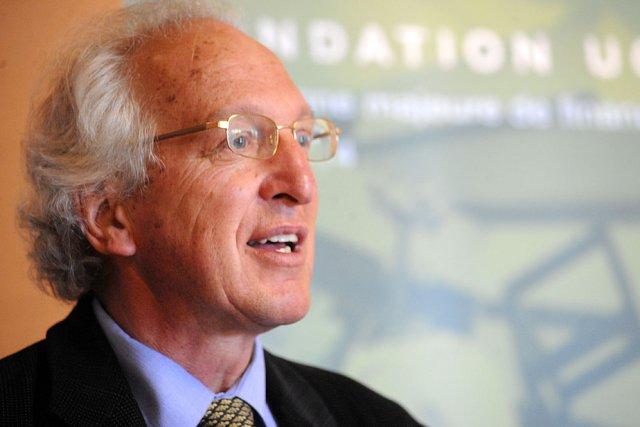 Jean-Guy Paré, coprésident du Comité du fonds de... (Photo: Stéphane Lessard)
