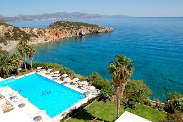 Les hôtels de luxe ont séduit les touristes... (Photo: Relaxnews)