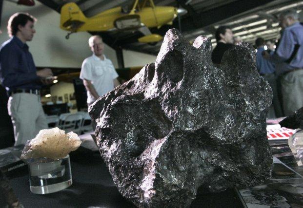 Deep Space Industries prévoit de lancer à partir... (PHOTO JONATHAN ALCORN, REUTERS)