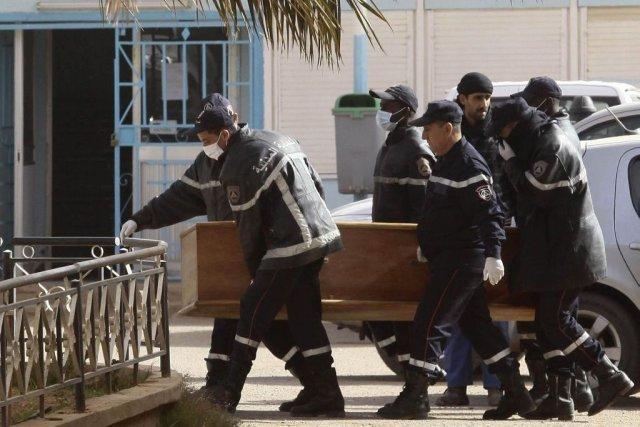 Quelque 37 otages et 29 militants ont été... (PHOTO AFP)