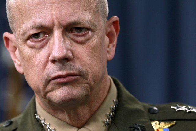 Le général John Allen.... (Photo: AP)