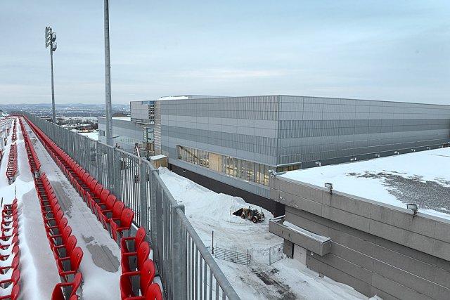 En plus du nouveau stade de soccer, le... (Le Soleil, Patrice Laroche)