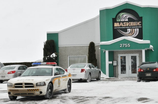 En mars 2012, l'enquête policière avait mené à... (Photo: Émilie O'Connor)