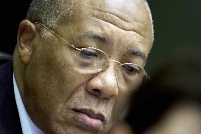 Selon lui, l'enquête sur ses crimes présumés, «il... (PHOTO PETER DEJONG, AFP)