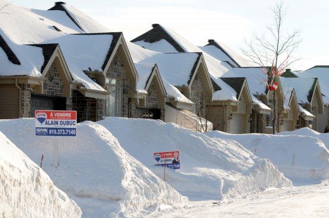 Le marché immobilier de Trois-Rivières a connu une... (Photo: François Gervais)