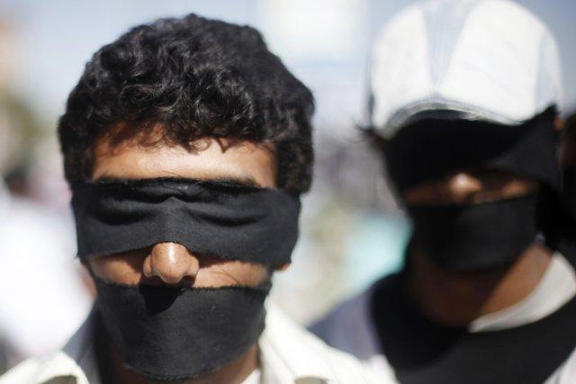 «Un pays sur deux pratique la torture», selon... (PHOTO KHALED ABDULLAH, REUTERS)