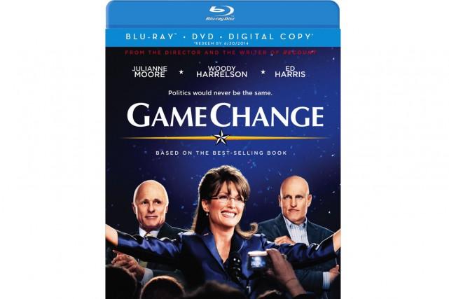 Game Change (en anglais ou en français, avec sous-titres anglais ou français)...