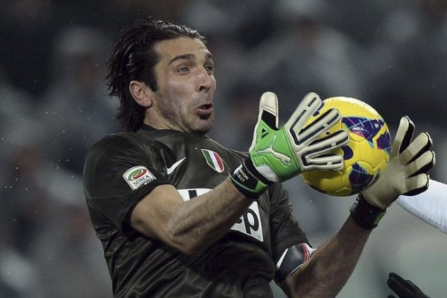 Gianluigi Buffon... (Photo AFP)