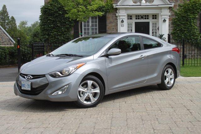 Les modèles Hyundai Elantra des années 2011 à...