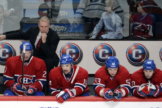 Doit-on conclure que Michel Therrien, en laissant de... (Photo: Bernard Brault, La Presse)