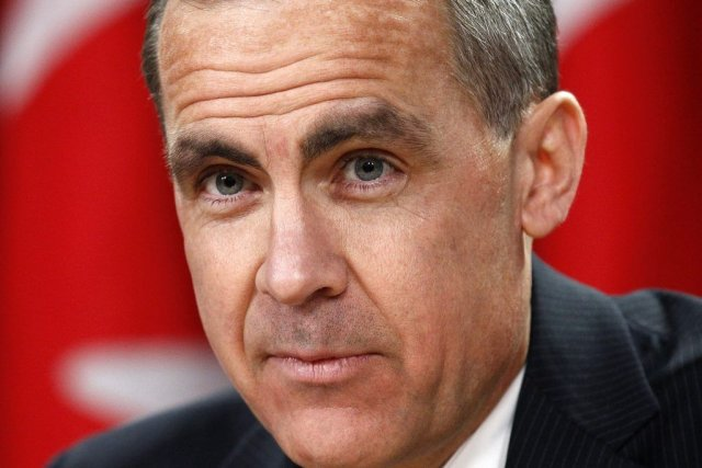 Mark Carney, le gouverneur de la Banque du Canada.... (PHOTO CHRIS WATTIE, REUTERS)